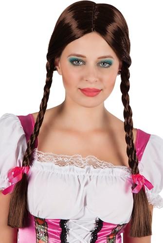 Bruine Pruik Heidi