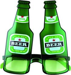 Bierflessen Bril Beer