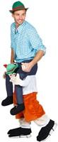 Piggyback Kostuum Tiroler Man (gedragen door)-2
