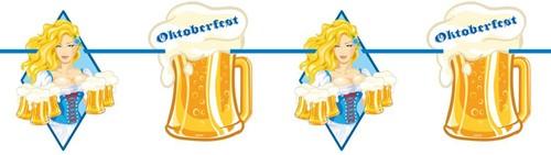 Slinger Oktoberfest Bierpullen 10m