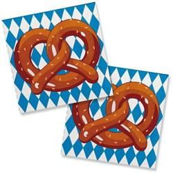 Oktoberfest Servetten 20 stuks