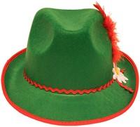 Groene Tiroler Hoed-3