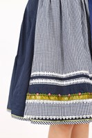 Dirndl Simply Blue (50cm) (detail 2)