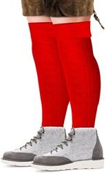 Rode Tiroler Sokken