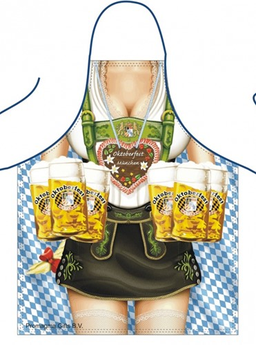 Schort Sexy Oktoberfest Vrouw