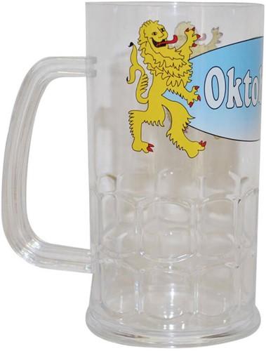 Plastic Bierpul Oktoberfest (400ml)