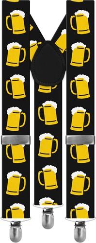 Bierpullen Bretels