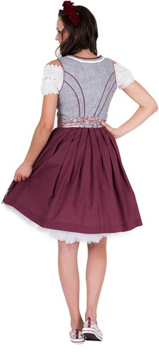 Dirndl Fashion Queen Luxe (60cm) -2