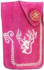 Pink Smartphone Hoesje Tirol