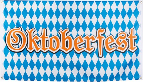 Oktoberfest Vlag (150x90cm)