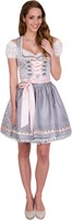 Dirndl Rose Daisy Luxe (50cm)