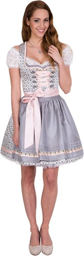 Dirndl Rose Daisy Luxe (50cm)