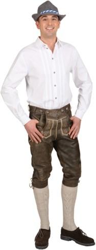 Tiroler Overhemd (met bies)