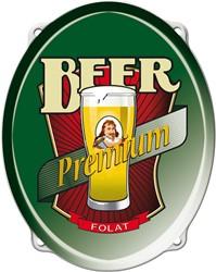 Bierfeest Deurbord Schild
