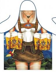Schort Sexy Tiroler Vrouw