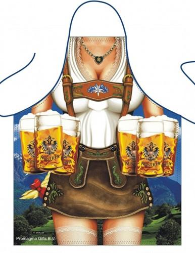 Sexy Schort Tiroler Vrouw