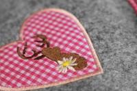 Tiroler Tasje Hart Grijs-Roze-2