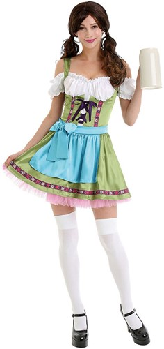 Sexy Dirndl Beer Sweetheart