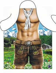 Schort Sexy Alpen Man
