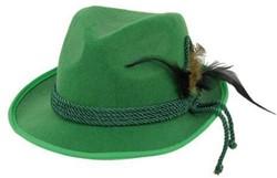 Groene Tiroler Hoed