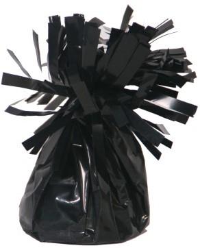 Zwarte Ballongewicht Folie