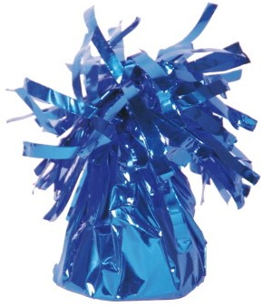 Blauwe Ballongewicht Folie