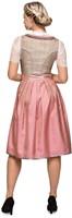 Luxe Dirndl Alison (65cm, roze) inclusief Schort-3