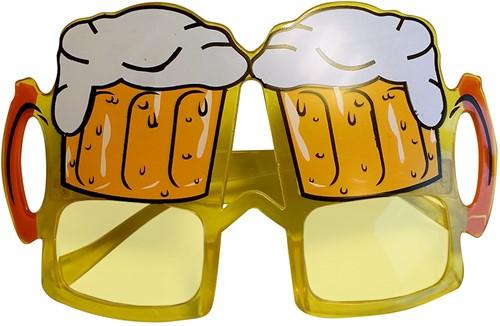Bierpullen Bril