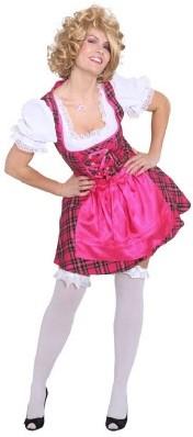 Dirndl Rosi Pink