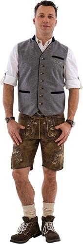 Tiroler Trachten Vest Luxe (Wol)