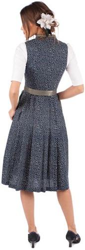 Dirndl Cetina Blauw-Groen Luxe (65cm)